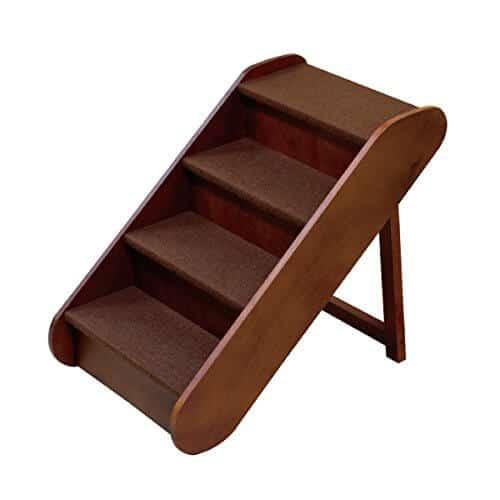 escalier pour chien nos choix lebernard. Black Bedroom Furniture Sets. Home Design Ideas