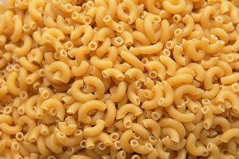 Pates macaronis pour chien
