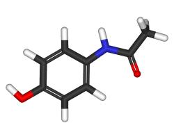 Acetaminophene-chien