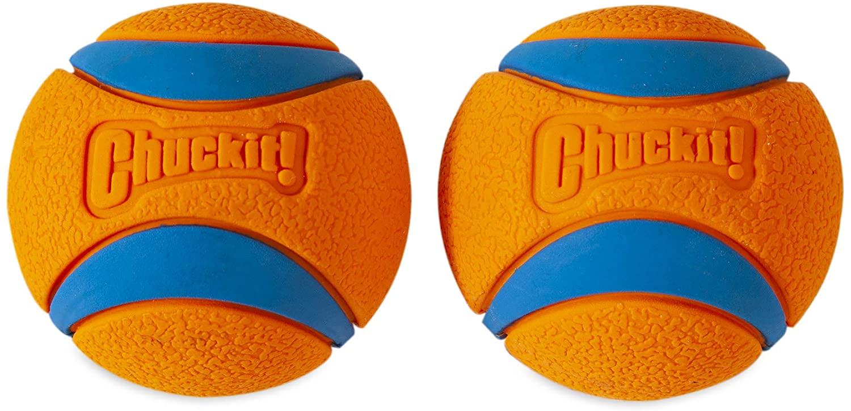 Meilleure balle indestructible Chuckit ultraball