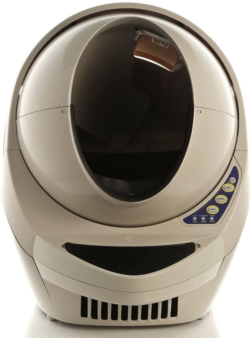Meilleure litiere automatique litter robot III