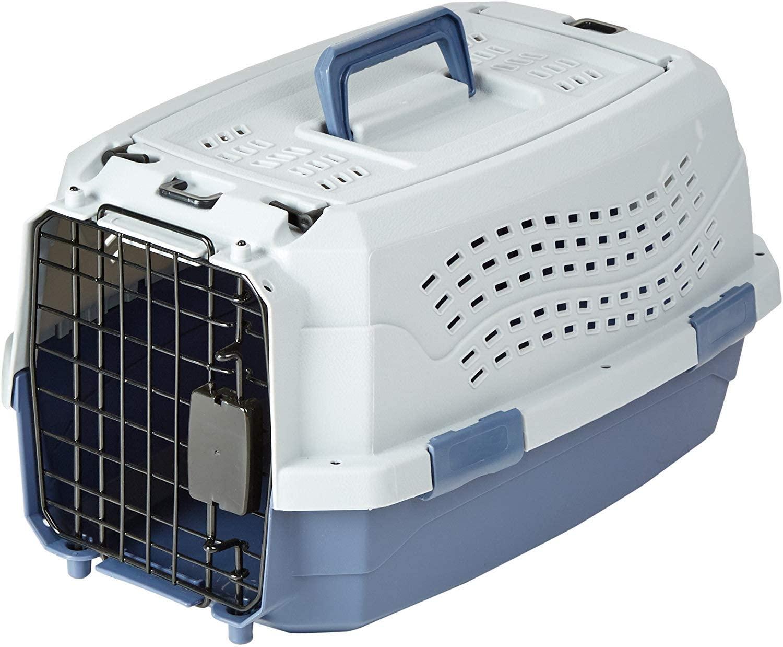 Cage petit chien amazonbasics