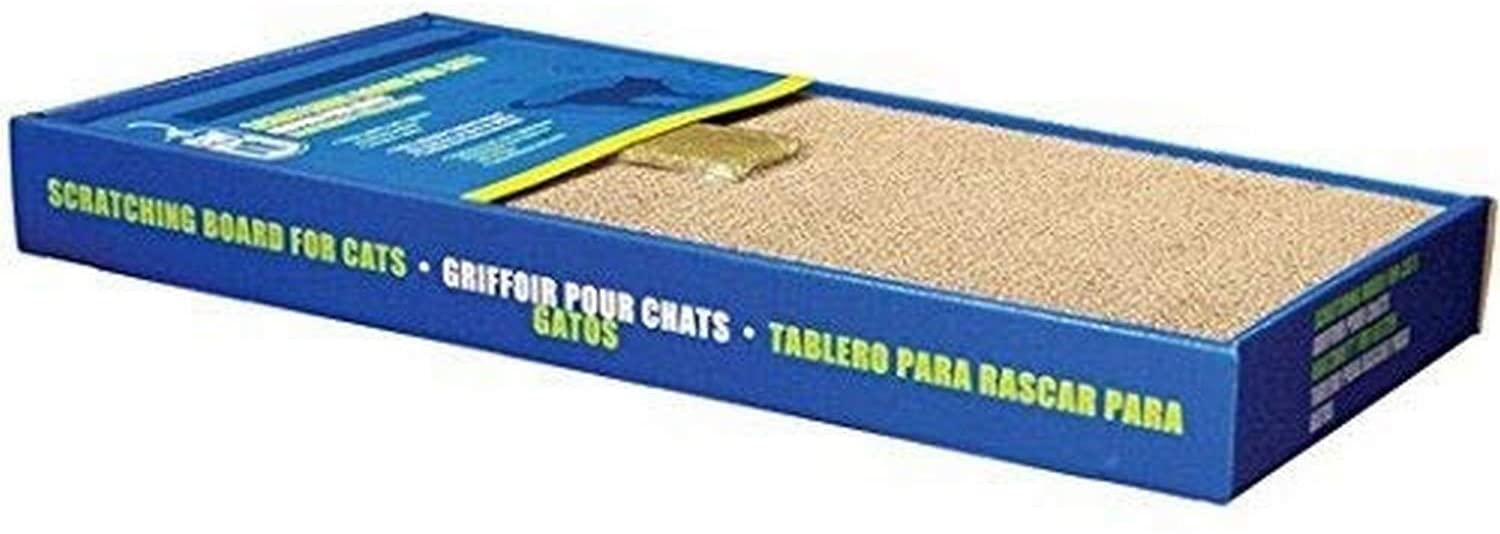 Griffoir horizontal carton chat